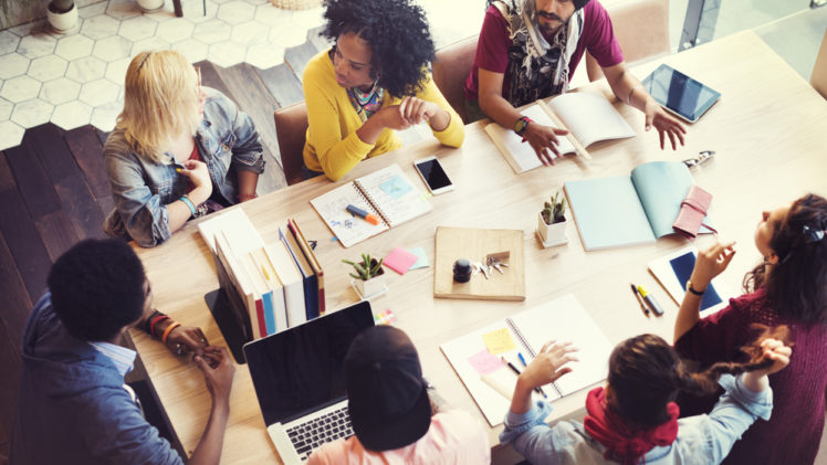 4 Ways To Create A Happier Working Environment